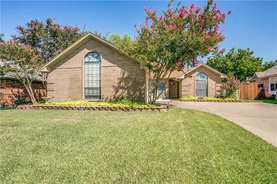 Watauga Single Family Home Active Option Contract: 6629 Summer Hill Lane