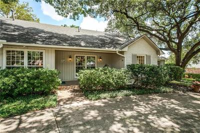 Richardson Single Family Home For Sale: 2404 Custer Parkway