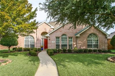 Allen Single Family Home Active Contingent: 303 Beacon Hill Drive