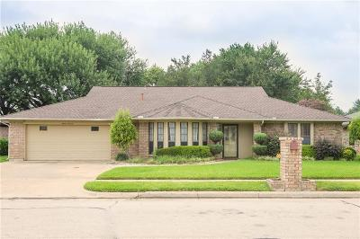Bedford, Euless, Hurst Single Family Home For Sale: 1113 Michael Sean Drive