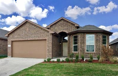 Fort Worth TX Single Family Home For Sale: $233,065