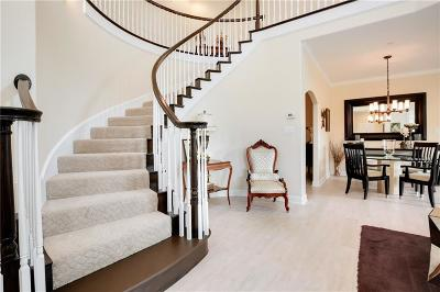 McKinney Townhouse Active Option Contract: 1949 Desoto Drive
