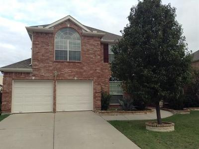 Little Elm Residential Lease For Lease: 2525 Stone Meadows Drive