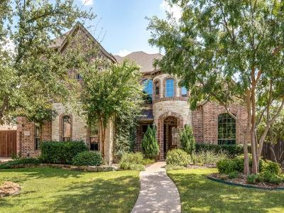 Frisco Single Family Home Active Option Contract: 3649 Bloomfield Lane