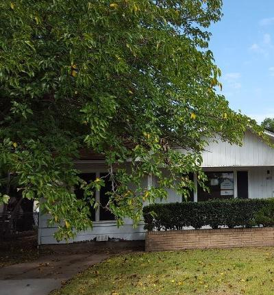 Cleburne Single Family Home For Sale: 1002 Poindexter Avenue