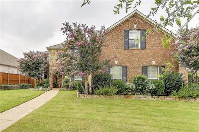 Fort Worth Single Family Home Active Contingent: 3512 Burts Drive