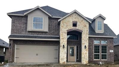 Royse City Single Family Home For Sale: 3209 Sunny Hill Way