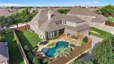 Allen Single Family Home Active Option Contract: 1710 San Jacinto Drive