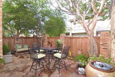 Townhouse For Sale: 12330 Montego Plaza
