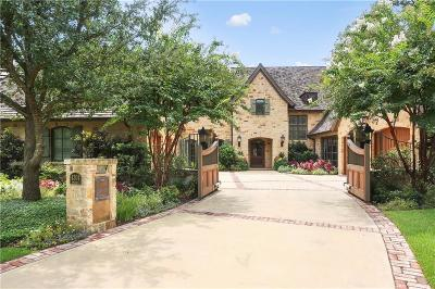 Dallas, Highland Park, University Park Single Family Home For Sale: 4301 Bordeaux Avenue