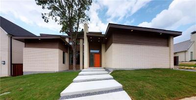Dallas Single Family Home For Sale: 615 Kessler Reserve Court