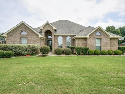 Crandall, Combine Single Family Home For Sale: 234 Country View Lane