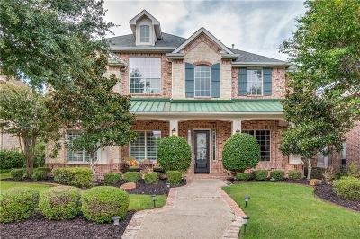 Lewisville Single Family Home Active Option Contract: 2253 Magic Mantle Drive