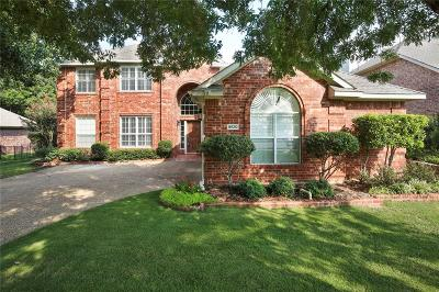Plano Single Family Home Active Option Contract: 9520 Southern Hills Drive