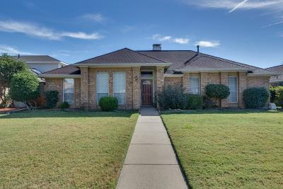 Garland Single Family Home For Sale: 2522 Creighton Drive