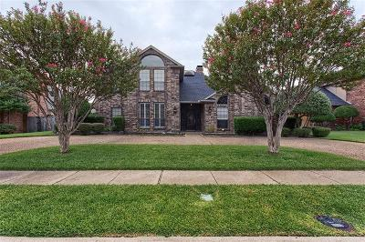 Plano Single Family Home For Sale: 3808 Nantucket Drive
