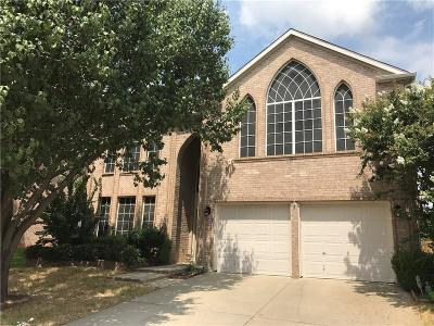Euless Single Family Home Active Option Contract: 211 Nutmeg Lane
