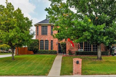 Mansfield Single Family Home For Sale: 2914 Saint Mark Drive