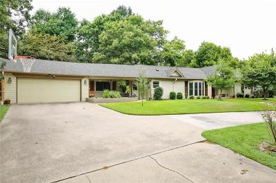 Keller Single Family Home Active Option Contract: 1468 Woodlawn Court