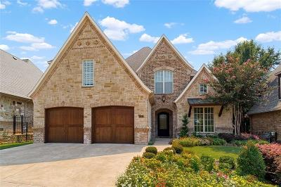 Colleyville Single Family Home Active Option Contract: 1717 Rock Dove Circle