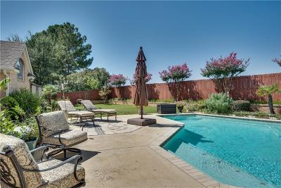 Grapevine Single Family Home Active Option Contract: 4103 Beacon Hill Court