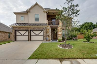 Dallas Single Family Home For Sale: 8418 Deep Haven Drive