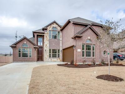 Forney Single Family Home For Sale: 321 Timber Road