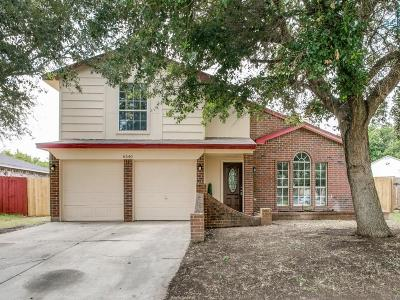 Arlington Single Family Home For Sale: 6540 Nellie Drive