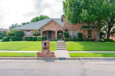 Keller Single Family Home Active Option Contract: 1520 Sweetgum Circle