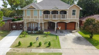 Irving Single Family Home For Sale: 610 Goodyear Street