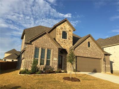 Van Alstyne Single Family Home For Sale: 320 Thompson Drive