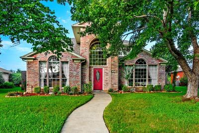 Lewisville Single Family Home For Sale: 1122 Wake Forest Drive