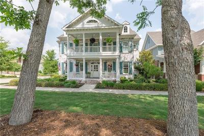 McKinney Single Family Home Active Option Contract: 2324 Grassmere Lane