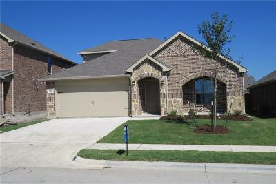 Anna Single Family Home For Sale: 1326 Crescent View Drive