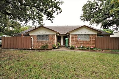 Hurst Multi Family Home For Sale: 764 E Pecan Street