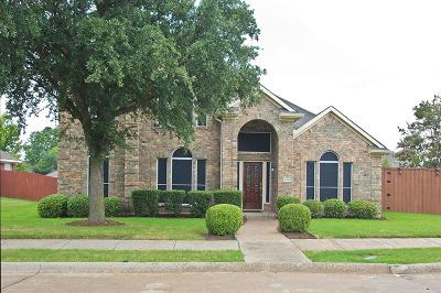 Rowlett Single Family Home For Sale: 8710 Gulfview Drive
