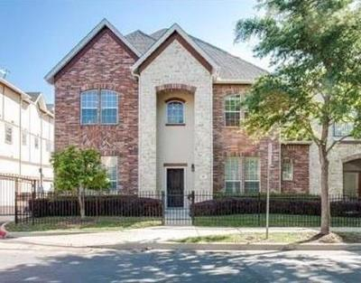 Dallas Townhouse For Sale: 1600 Abrams Road #10