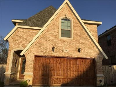 Coppell Single Family Home For Sale: 718 Rembrandt Court