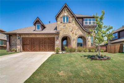 Wylie Single Family Home For Sale: 1005 Stanbridge Drive
