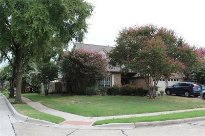 Grand Prairie Single Family Home Active Contingent: 353 Clayton Street