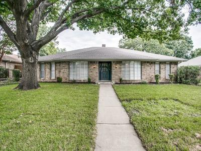 Plano Single Family Home Active Option Contract: 2621 Regal Road