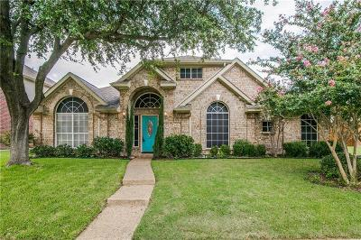 Garland Single Family Home For Sale: 3214 Pecan Meadow Drive