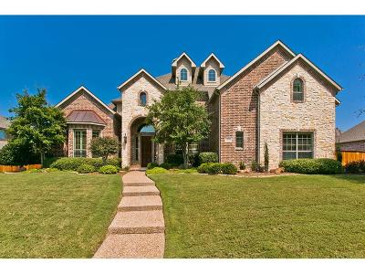 Prosper Single Family Home Active Option Contract: 1021 Monticello Drive