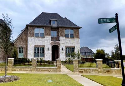 Southlake Single Family Home For Sale: 1601 Riviera Lane