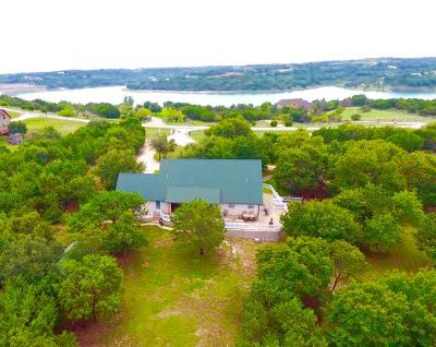 Erath County Single Family Home For Sale: 2165 Lakeside Drive