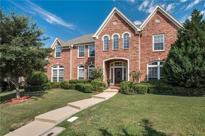 Irving Single Family Home For Sale: 1813 Crape Myrtle Circle