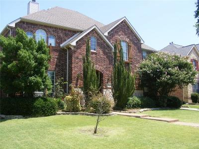 Lewisville Single Family Home For Sale: 2505 Merlin Drive