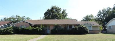 Dallas Single Family Home For Sale: 3412 Old Colony Road