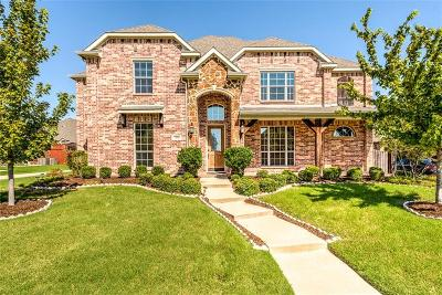 Prosper Single Family Home For Sale: 780 Martin Creek Drive