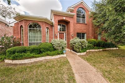 Frisco Single Family Home Active Contingent: 9678 Dragonfly Drive